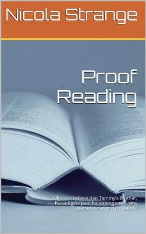 Proof Reading (Erotica for the Thinking Man (and Woman) Book 2)