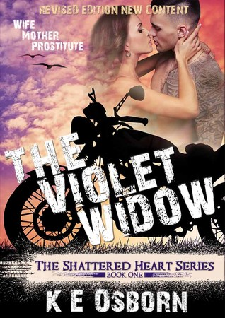 The Violet Widow? (Shattered Heart, #1)