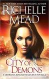 City of Demons (Georgina Kincaid, #2.5)