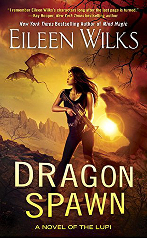 Book Review: Dragon Spawn by Eileen Wilks