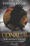 Conall II: The Raven's Flight - Eitilt an Fhiaigh Dhuibh (Conall, #2)