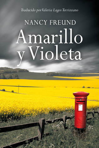 Amarillo y Violeta