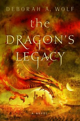 The Dragon's Legacy (The Dragon's Legacy, #1)