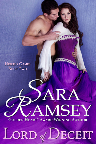 Review: Lord of Deceit by Sara Ramsey