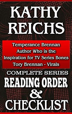 books by kathy reichs in order of publication