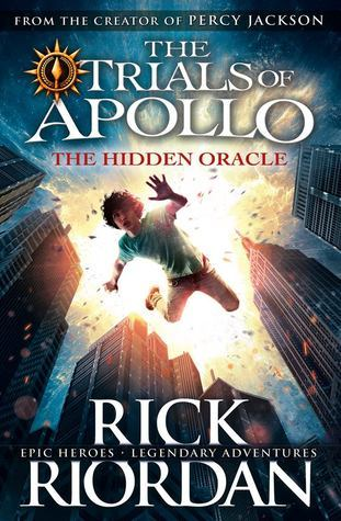The Hidden Oracle(The Trials of Apollo 1)