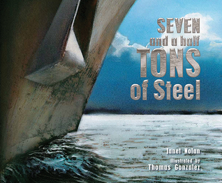 Image result for seven tons of steel