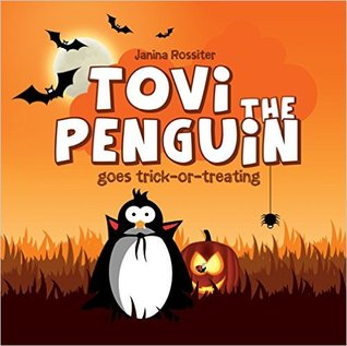 Tovi the Penguin Goes Trick-or-Treating