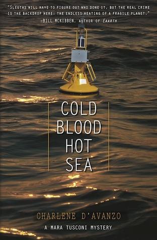 Cold Blood, Hot Sea (Mara Tusconi Mystery #1)