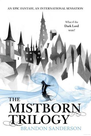 Mistborn Trilogy Boxed Set (Mistborn, #1-3)