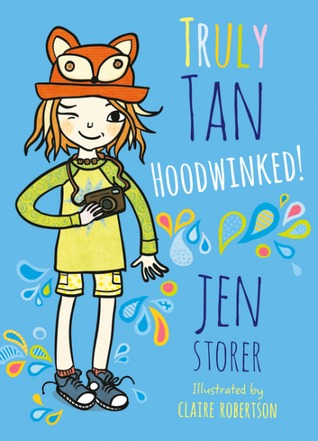 Truly Tan: Hoodwinked!
