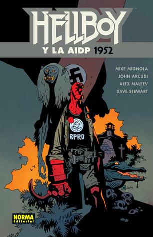 Hellboy y la AIDP by Mike Mignola