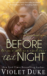 Before That Night: Book 1, Caine & Addison (Unfinished Love, #1)