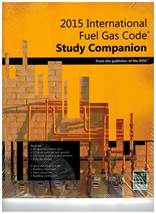 2015 International Fuel Gas Code Study Companion