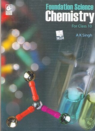Foundation Science Chemistry for Class -...