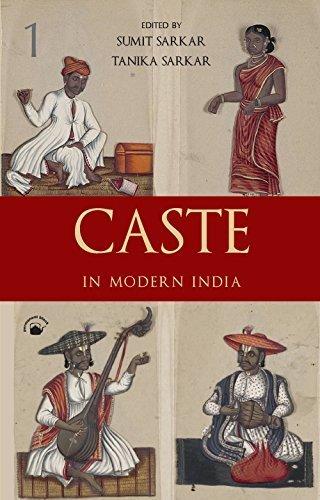 CASTE IN MODERN INDIA (2 VOL. SET)