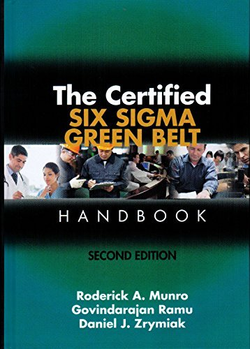 The Certified Six Sigma Green Belt Handbook, 2nd Edition (With 2 CD-ROMs)