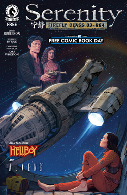 Serenity: Firefly Class 03-K64 (Free Comic Book Day 2016)