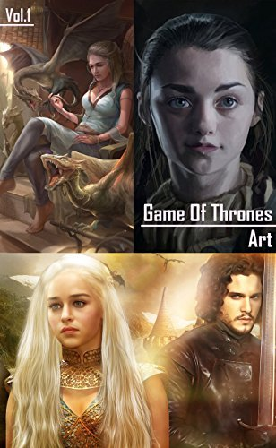 Game Of Thrones Art - Vol. 1