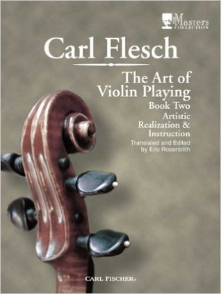 The Art of Violin Playing