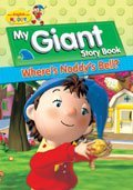My Giant Story Book: Wher's Noddy's bell?