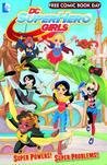 DC SuperHero Girls FCBD Special
