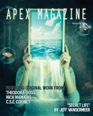 Apex Magazine Issue 15 (August 2010)