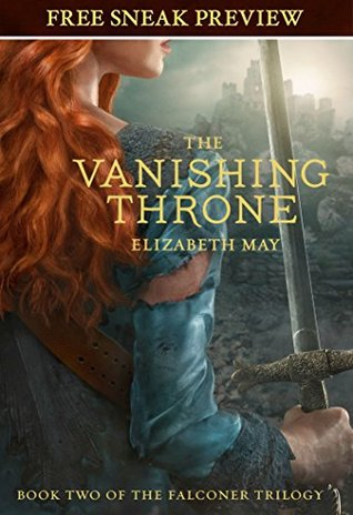 The Vanishing Throne (Sneak Preview): Book Two of the Falconer Trilogy