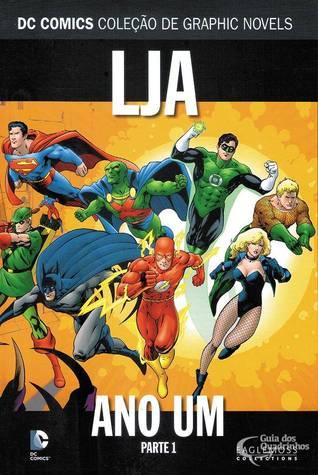 LJA - Ano Um, Parte 01 (DC Comics Coleção de Graphic Novels, #9: JLA Year One, 1 of 2)