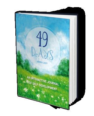 49 Days: an interactive journal of self-development par Rivka Levy