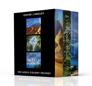 The Aegis Colony Trilogy (Aegis Colony #1-3 )