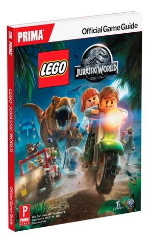 LEGO Jurassic World: Prima Official Game Guide por Rick Barba