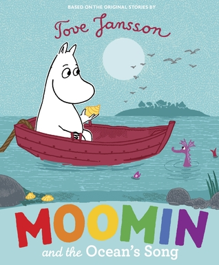 Moomin and the Ocean's Song