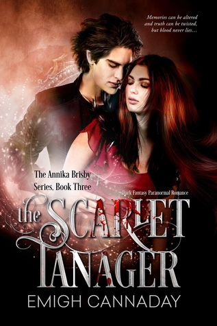 The Scarlet Tanager (Annika Brisby, #3)