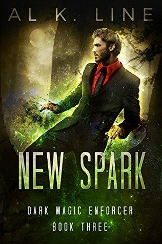 New Spark (Dark Magic Enforcer #3)