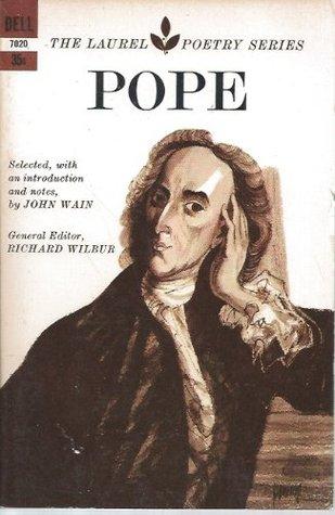 Pope (The Laurel Poetry Series)