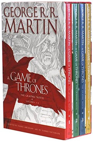 A Game of Thrones: The Complete Graphic Novels (A Song of Ice and Fire: The Graphic Novels, #1-4)