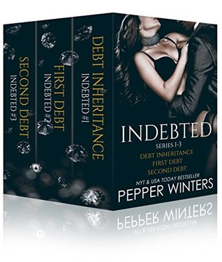 Indebted Series 1-3: Boxed Set (Indebted, #1-3)