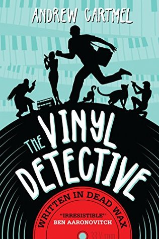Ebook The Vinyl Detective: Written in Dead Wax by Andrew Cartmel read!