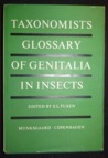 Taxonomist's Glossary Of Genitalia In Insects by Søren Ludvig Tuxen