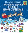 Richard Scarry's The Night Before the Night Before Christmas! by Richard Scarry