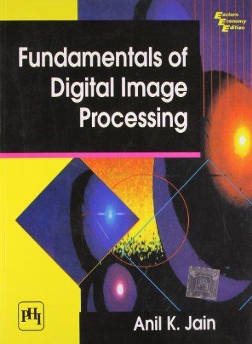Fundamentals of Digital Image Processing