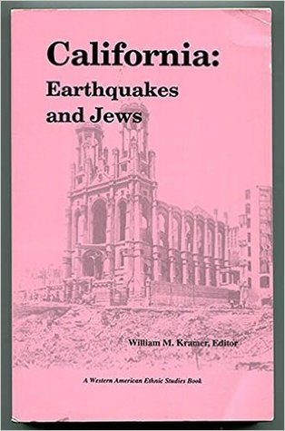 California: Earthquakes and Jews