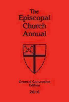 The Episcopal Church Annual 2016