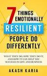 Emotional Habits:...