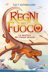 La profezia dei cinque draghi by Tui T. Sutherland