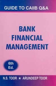 Bank Financial Management - Objective Type Questions & Answers
