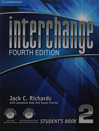 Interchange Level 2 Students Book With Self-Study Dvd-Rom With Class Audio Cds (3)