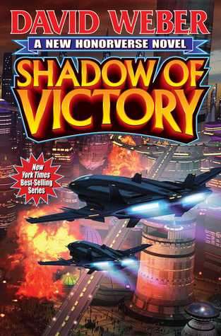 Shadow of Victory (Honorverse: Saganami Island, #4)