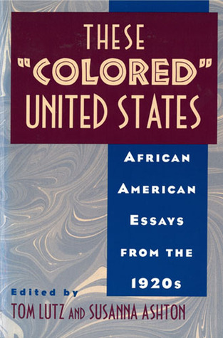 1920s african american colored essay from state these united